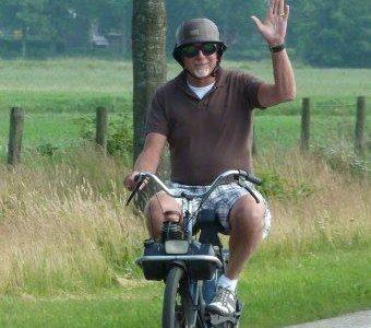 Lyts Gaasterlân Arrangement geschikt voor scooter en solex