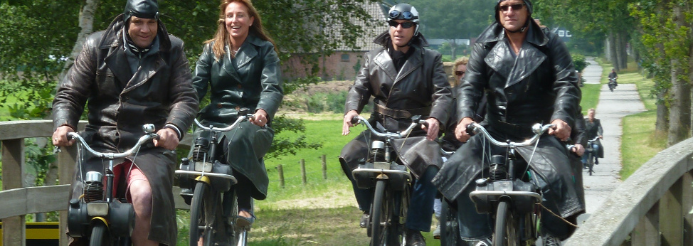 There's a solex on the run